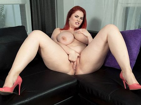 The Redhead-Next-Door With A Rack
