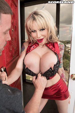 Danielle Derek - XXX Big Tits photos
