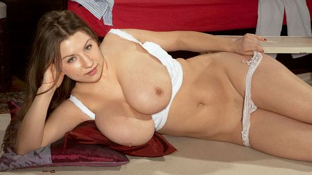 Samantha Lily - Solo Big Tits video