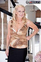 68-year-old grandma layla's first porno!. 68-year-old grandma