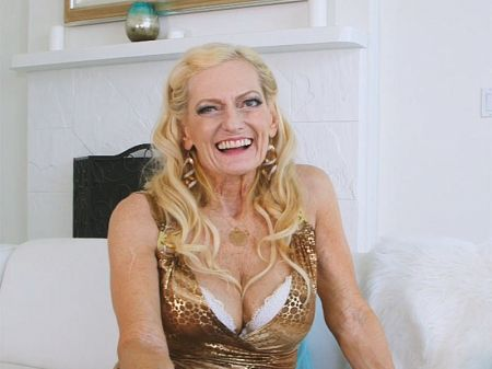 Layla Rose - Interview Granny video