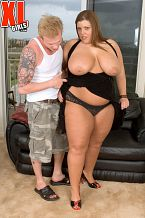 Karlee's plump desires. Karlee's Plump Desires Huge-chested