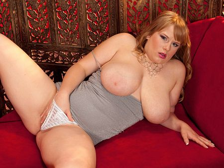Destiny Rose - Solo BBW video