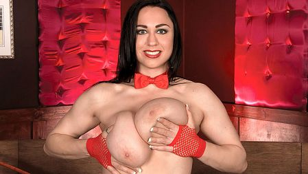 Isis Haze - Solo Big Tits video