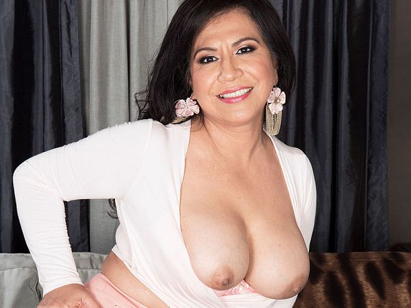 Big-titted, big-assed Latina Victoria, just for you