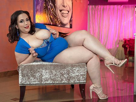 Mia Sweetheart - Solo BBW video