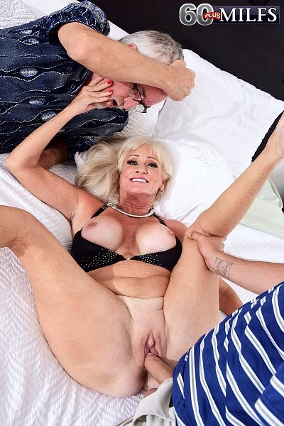 60 year old granny loves cock homemade