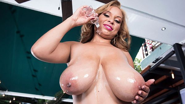 Shara Lopez Oiled & Stacked