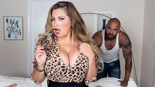 PornMegaLoad – Busty And Lusty – Alessandra Miller