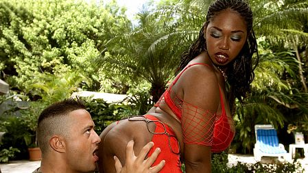 Delotta Brown - XXX Big Tits video