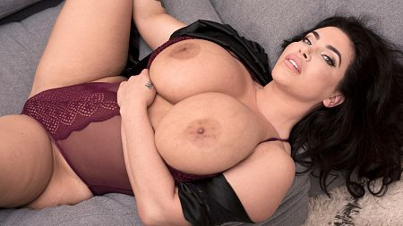 Korina Kova - Solo Big Tits video