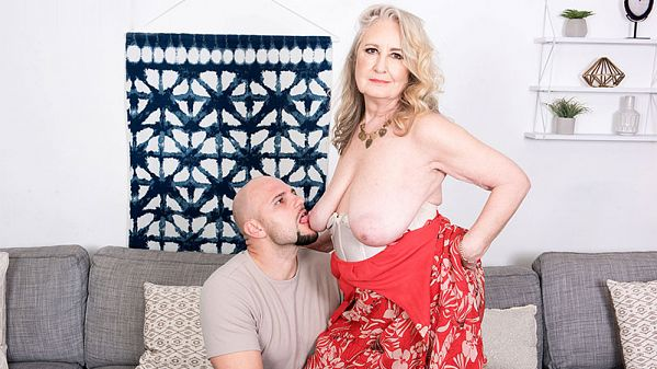 Blair Angeles Our newest 60Plus MILF and JMac