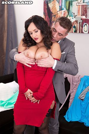 Amy Berton - XXX Big Tits photos