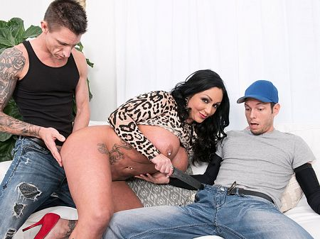 Ashton Blake  - XXX MILF video