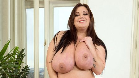 Nila Mason - Solo BBW video