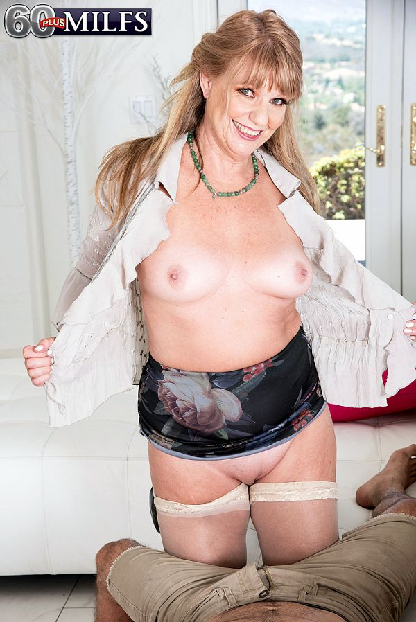 60Plus MILF's first time