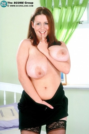 Nicole Peters April 2003 Voluptuous