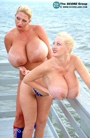 Maxi Mounds -  Big Tits photos
