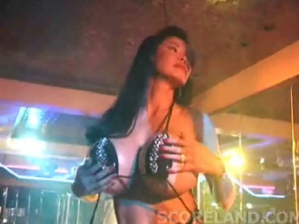 Minka Minka and Angelique in the club