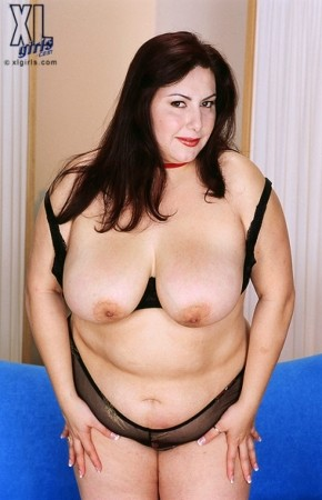 Frenchie Sinclair -  BBW photos