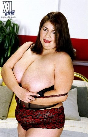 Sadie Brooks -  BBW photos