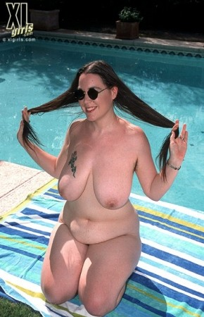 Katherine James -  BBW photos