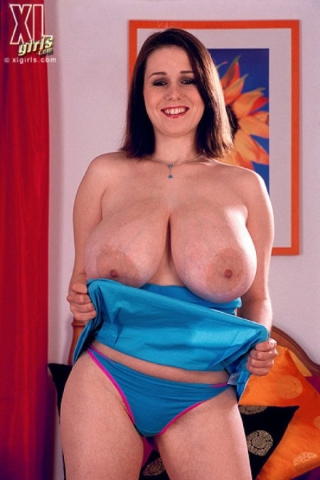 Nicole Peters Blue Top