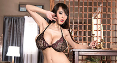 Hitomi - Solo Big Tits video screencap #1