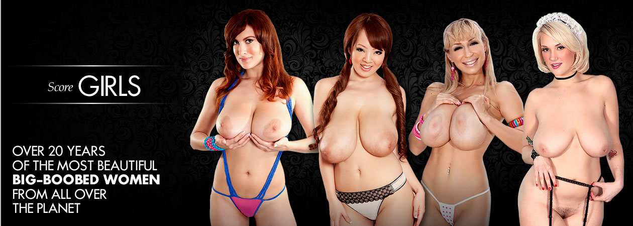 SCORELAND Big Boob Models