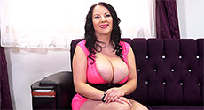 Agnes Poulin - Interview Big Tits video screencap #3