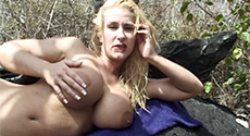 Summer Leigh - Solo Big Tits video screencap #4