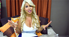 Bridgette B - Solo Big Tits video screencap #2