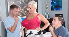 Claudia Marie - XXX Big Tits video screencap #1