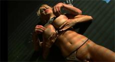 Heidi klum topless in miami