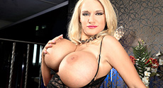 Dolly Fox - Solo Big Tits video screencap #1