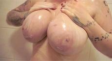 Harmony Reigns - Solo Big Tits video screencap #2