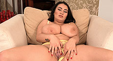 Helen Star - Solo Big Tits video screencap #3
