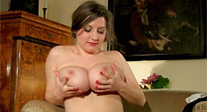 Samantha Lily - Solo Big Tits video screencap #3