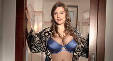 Samantha Lily - Solo Big Tits video screencap #1