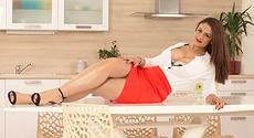 Sandra Milka - Solo Big Tits video screencap #1