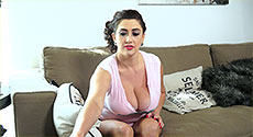 Stefania Kinskih - Interview Big Tits video screencap #2