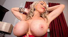 Tarise Taylor - Solo Big Tits video screencap #2