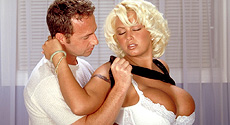 Dawn Stone - XXX Big Tits video screencap #1