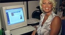 Dawn Stone - Interview Big Tits video screencap #2
