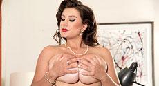 Valory Irene - Solo Big Tits video screencap #4