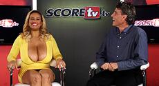 Marie Leone - Solo Big Tits video screencap #2