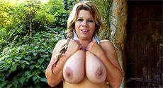 Veronika - Solo Big Tits video screencap #3