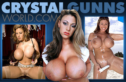Crystal Gunns World banner