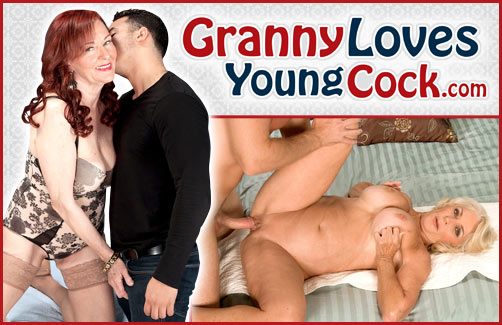 Granny Loves Young Cock banner