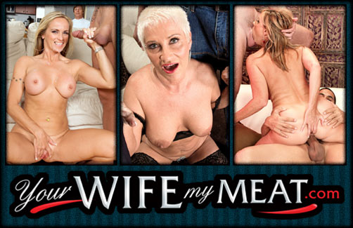 Your Wife My Meat banner